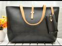 Blaze Display New Korean Hobo PU Leather Messenger Handbag Shoulder Bag Totes Purse Lady Women-Black