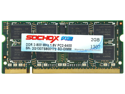 SOCHOX DDR2 800 2GB Laptop memory  dedicated memory Compatible with 667 533 1GB