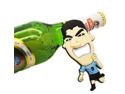 Brazil World Cup 2014 Luis Suarez Bottle Opener Vivid Bite Image Stainlesssteel Destapa Souvenir Edition Bottle Opener for World Cup 2014