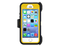 Otterbox Defender Series case cover for Iphone 5/5s - Black/Yellow (Support Touch ID)