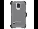 Otterbox Defender Series case cover for Samsung S5 SV 9600 - Grey/White