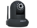 Foscam FI9821W(Black) V2 Wireless b/g/n Pan:300°& Tilt:120° Day/Night IP Camera