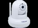 Foscam FI9821W(White) V2 Wireless b/g/n Pan:300°& Tilt:120° Day/Night IP Camera