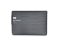 WD My Passport Ultra 2TB Portable External Hard Drive USB 3.0 with Auto and Cloud Backup - Titanium (WDBMWV0020BTT-NESN)