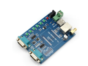 WWH-WIFI to serial WIFI to network Stamp Hole WIFI Module Evaluation Board