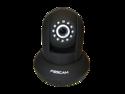 Foscam FI9821W V2 Surveillance Camera Controllable HD WLAN with Audio 1 Megapixel 720 p Black