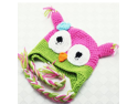 ale Fashion Cute Gorgeous Knit Hat Cap Baby Toddler Child Photograph Owls