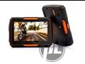 Carmax®Motorcycle GPS - All Terrain 4.3 Inch Navigation System Waterproof 4GB Bluetooth