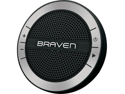 Braven Mira Circular IPX5 Portable Wireless Speaker BLACK - EACH