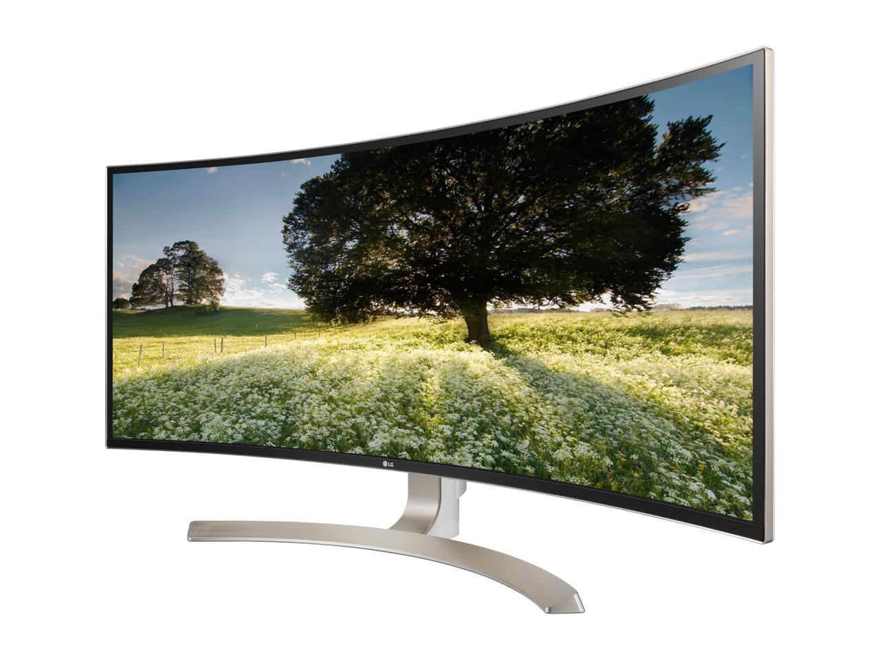 "LG 38CB99-W 38"" Curved IPS LED Gaming Monitor"