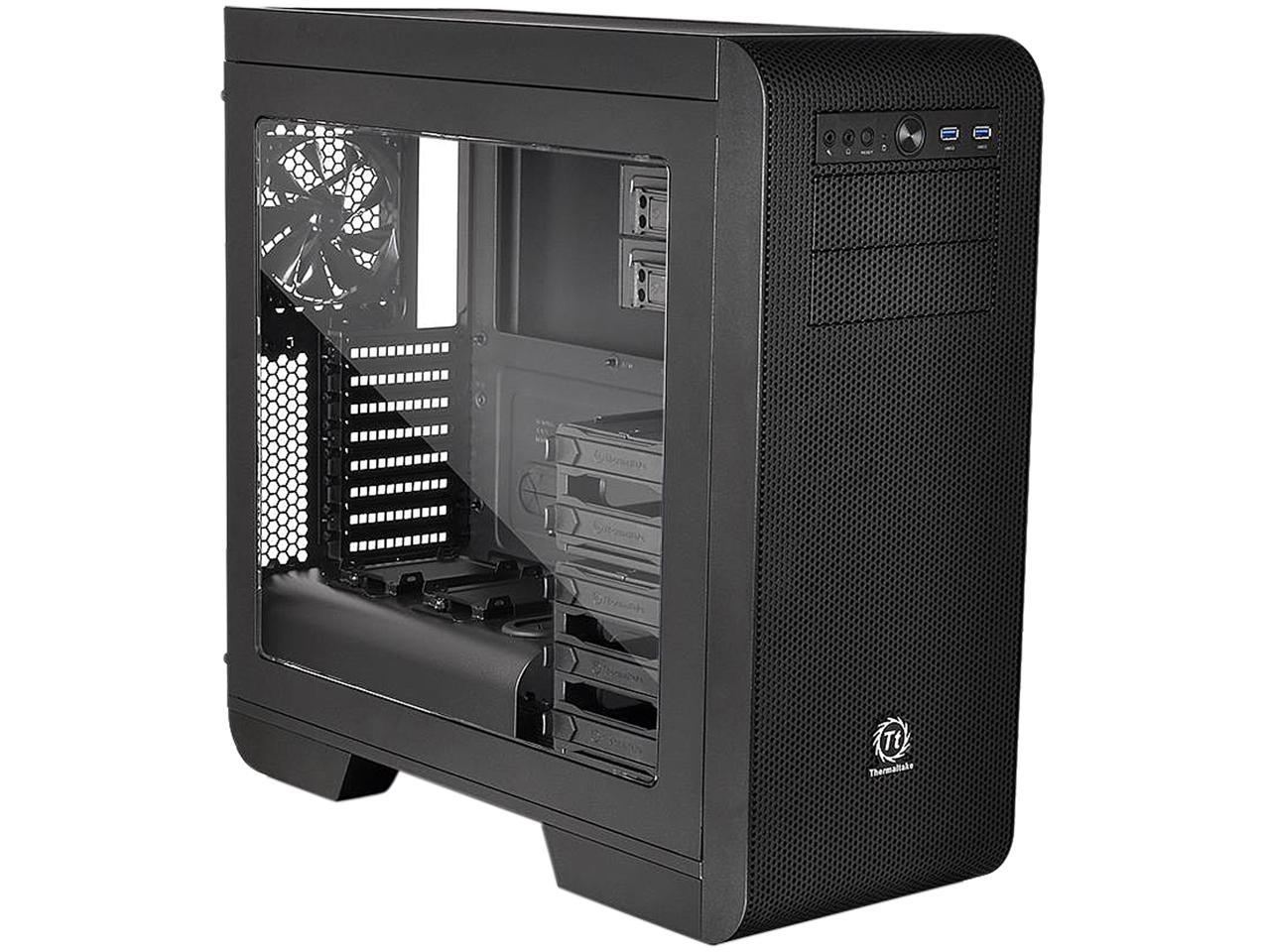 Thermaltake Core V51 ATX Full Tower Gaming Computer Case Chassis