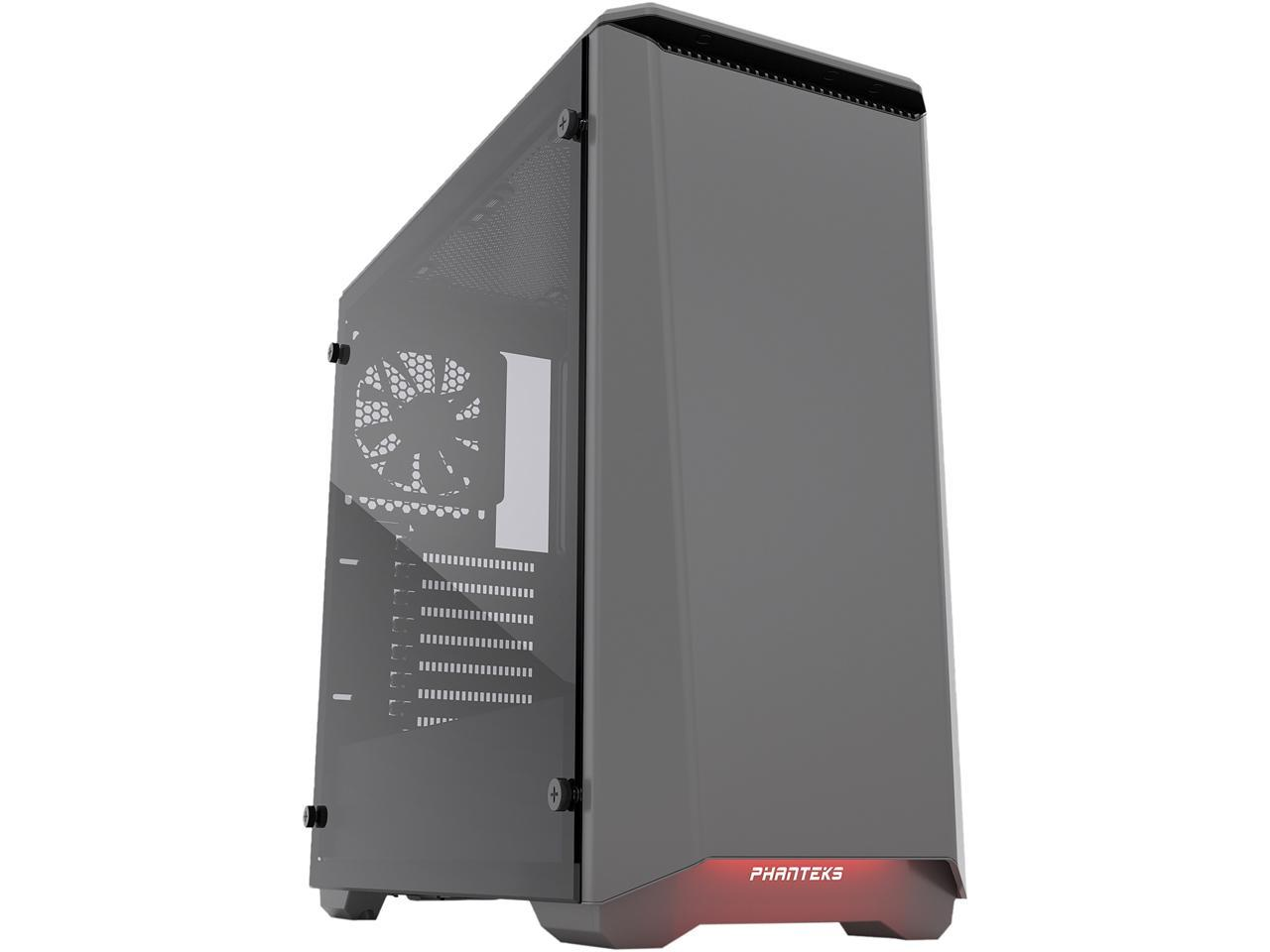 Phanteks Eclipse P400 ATX Mid Tower Computer Case Chassis