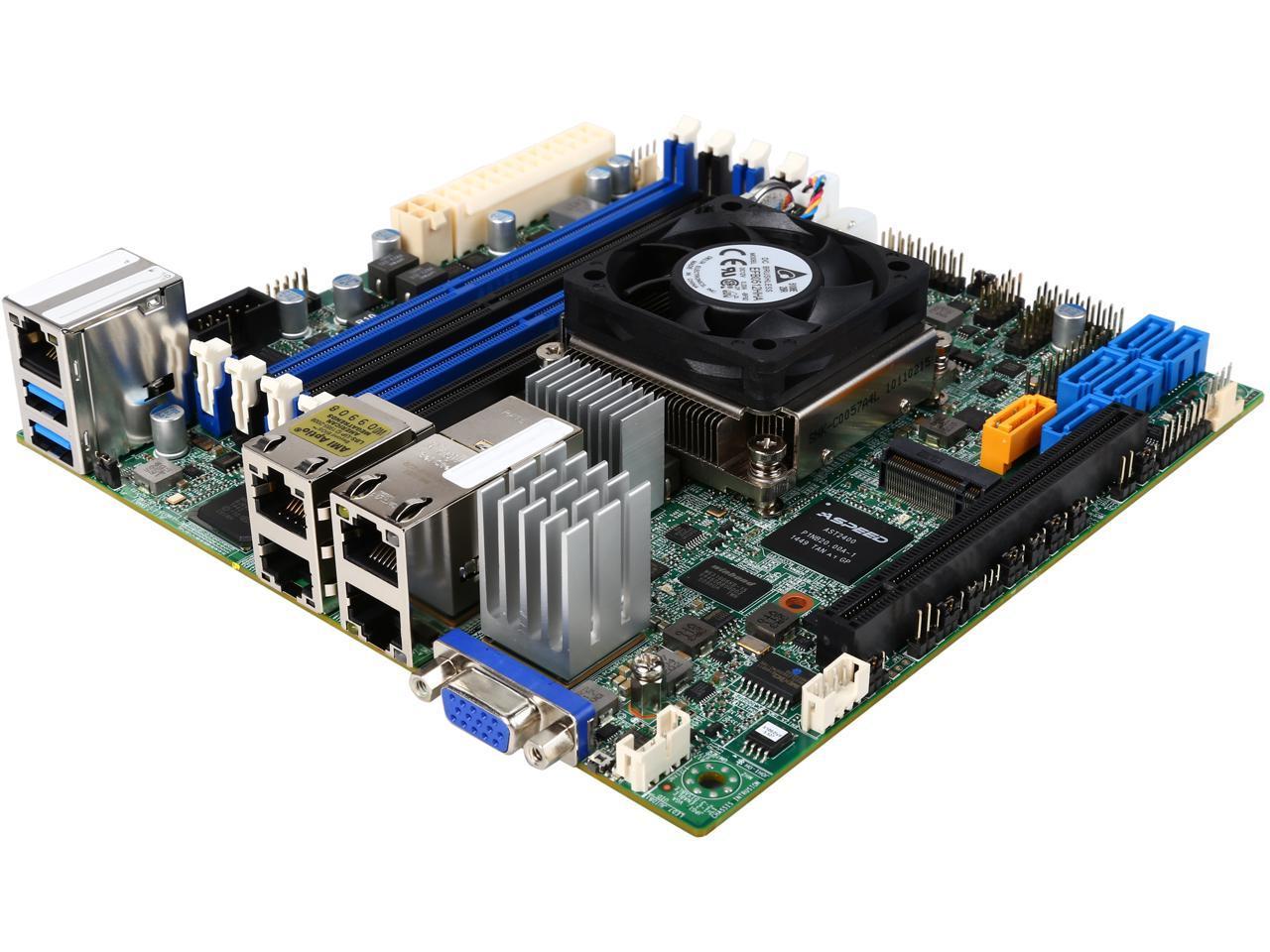 Seeking Ryzen mITX for server build - Motherboards