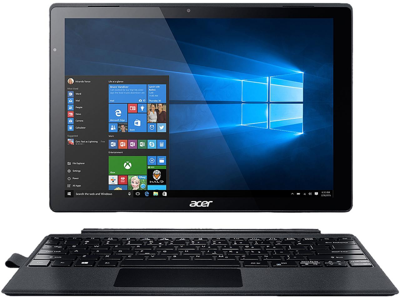 "Acer Switch Alpha 12 12"" FHD Intel Core i5 Convertible Laptop"