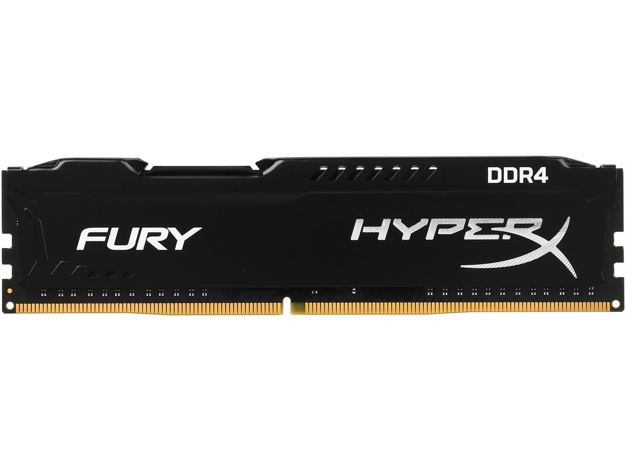 I Had Done Some Extensive Research On Good Reliable And Fast Ram Through This Came Acrossed The Hyperx Fury By Kingston Technoloy