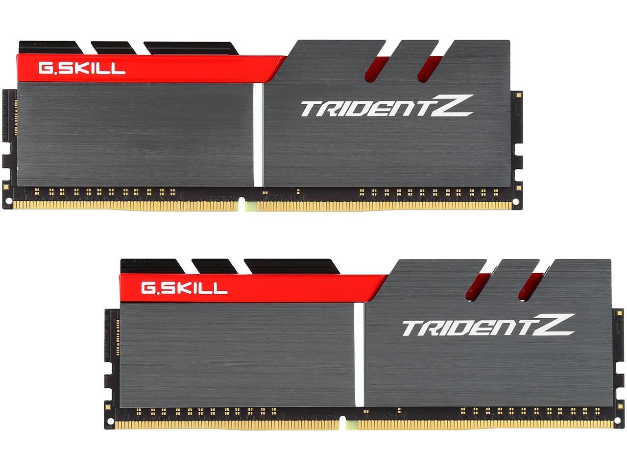 G.SKILL TridentZ Series 16GB DDR4-3200 (2 x 8GB)