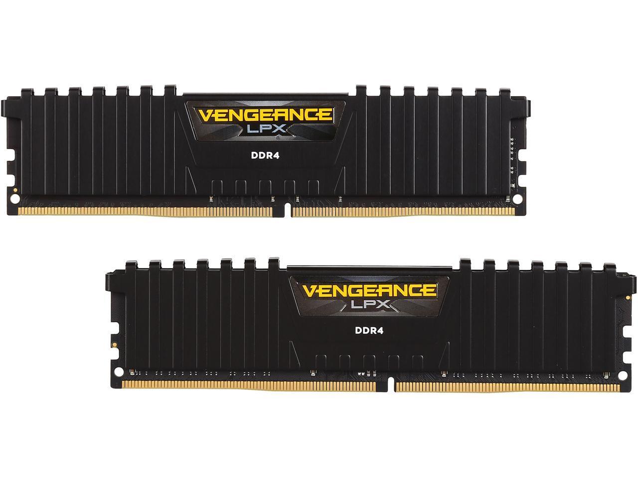 CORSAIR Vengeance LPX 32GB DDR4-2133 (2 x 16GB)
