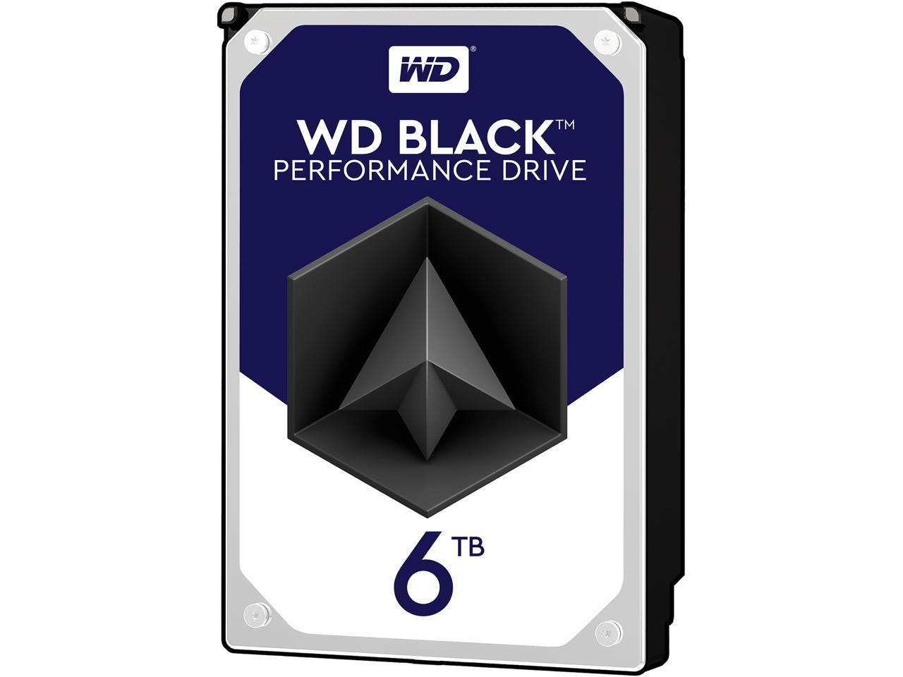 Wd Black 6tb Performance Desktop Hard Disk Drive 7200 Rpm Sata 6gb Seagate Backup Plus Hub 8tb Hdd External 35 Inch 3 Year Warranty New Original S 128mb Cache Wd6002fzwx
