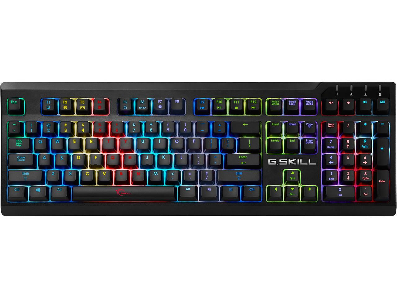 G. Skill Ripjaws USB Gaming Mechanical Keyboard