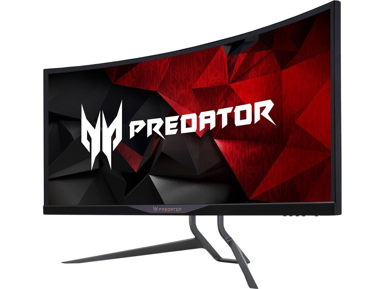 "Acer Predator X34 34"" Curved WQHD IPS LED Gaming Monitor"