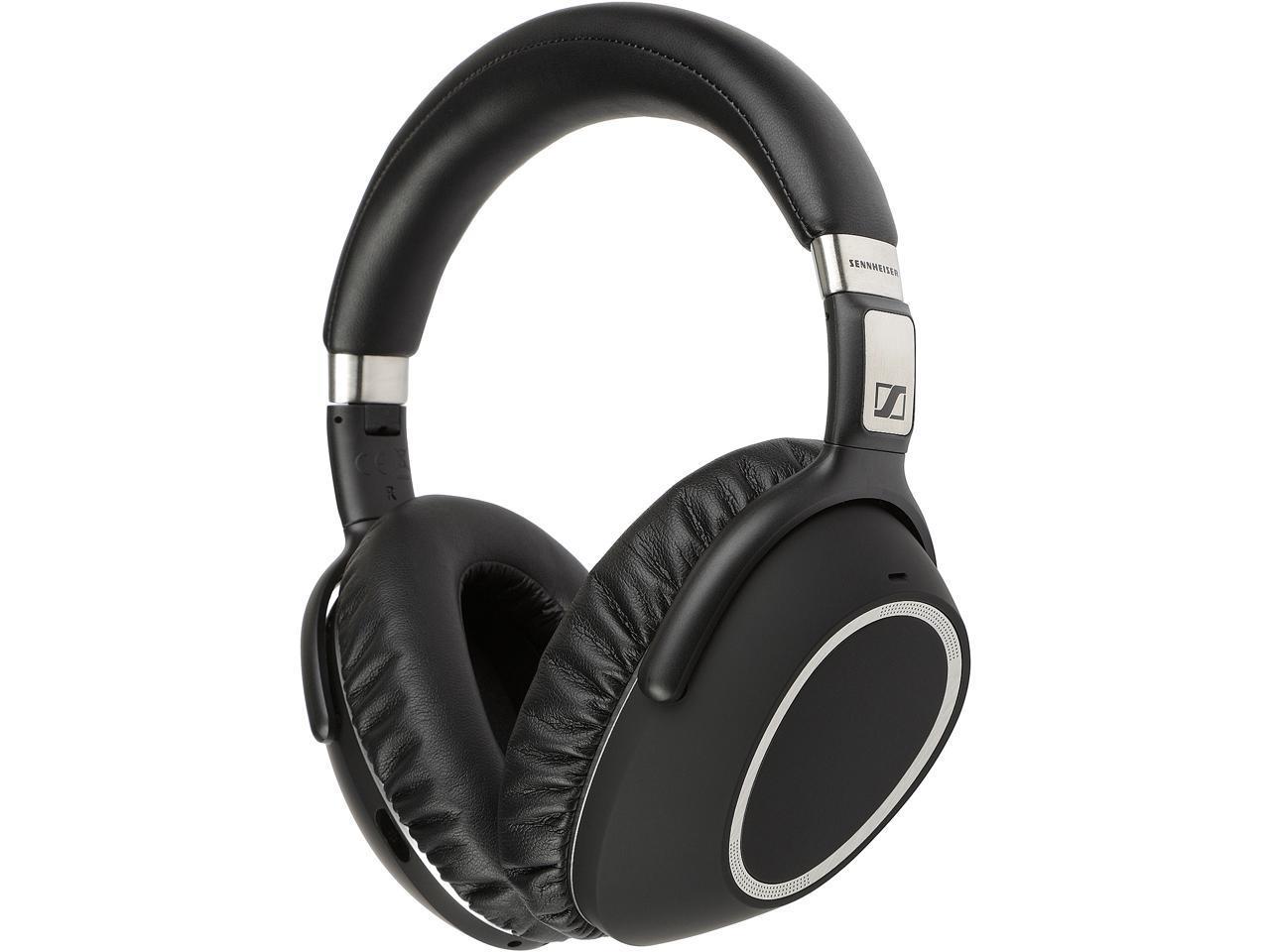 Sennheiser PXC550 Over-Ear 3.5mm Wireless Bluetooth Headphones (Black) + $75 Gift Card