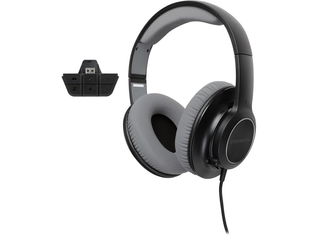 SteelSeries Siberia X100 Over-Ear 3.5mm Wired Gaming Headphones