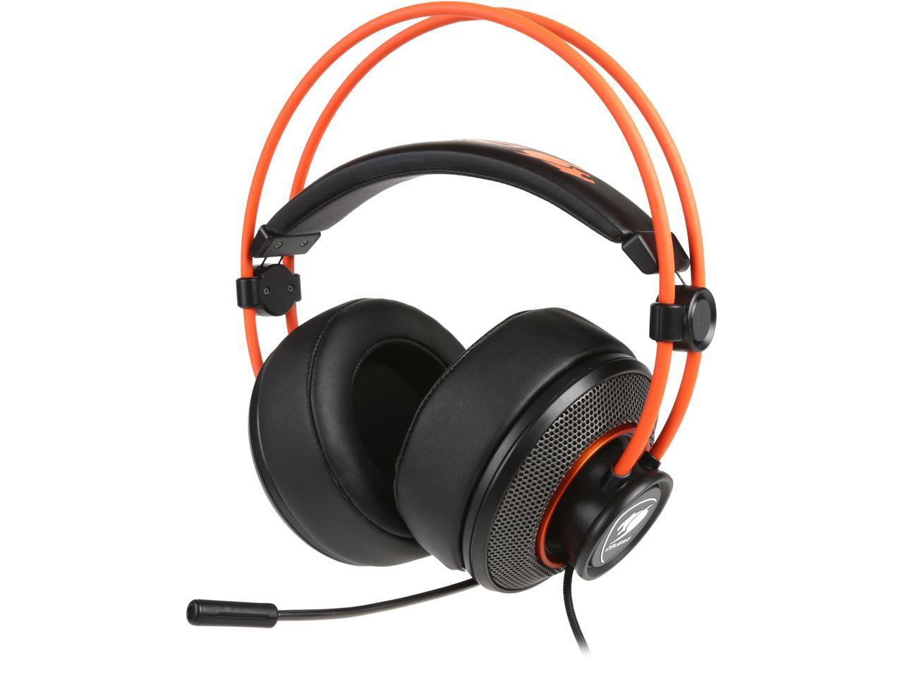 Cougar Immersa Stereo Over Ear Gaming Headset For Pc Xbox One And Army Handsfree Earphone Iron Bass 2 Biru Ps4