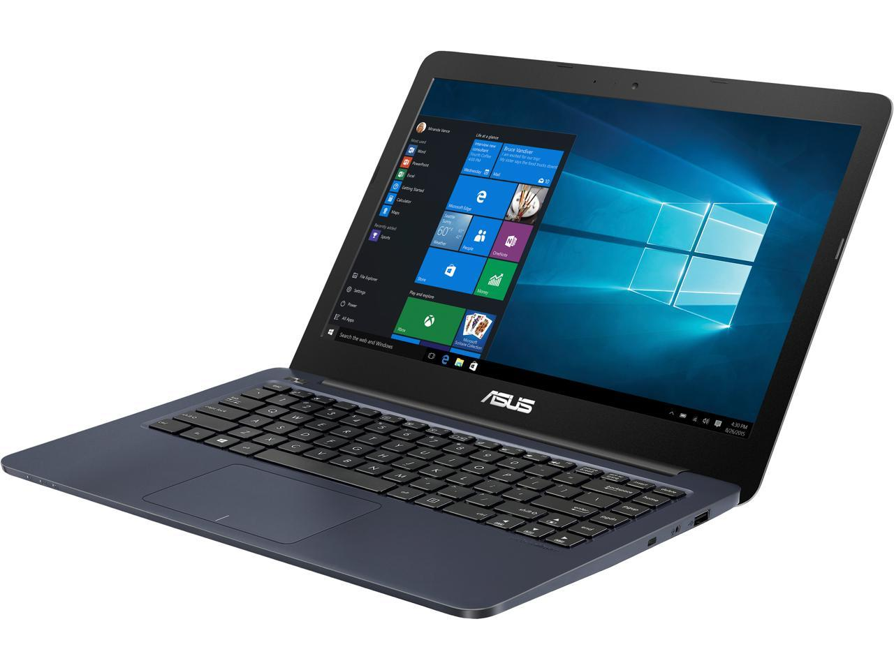 Asus Vivobook F402ba Eb91 14 Thin And Light Laptop Dual Core Amd A9 Processor Radeon R5 Graphics 8 Gb Ddr3 Ram 1 Tb 5400 Rpm Hdd Usb Type C Windows 10 Newegg Com