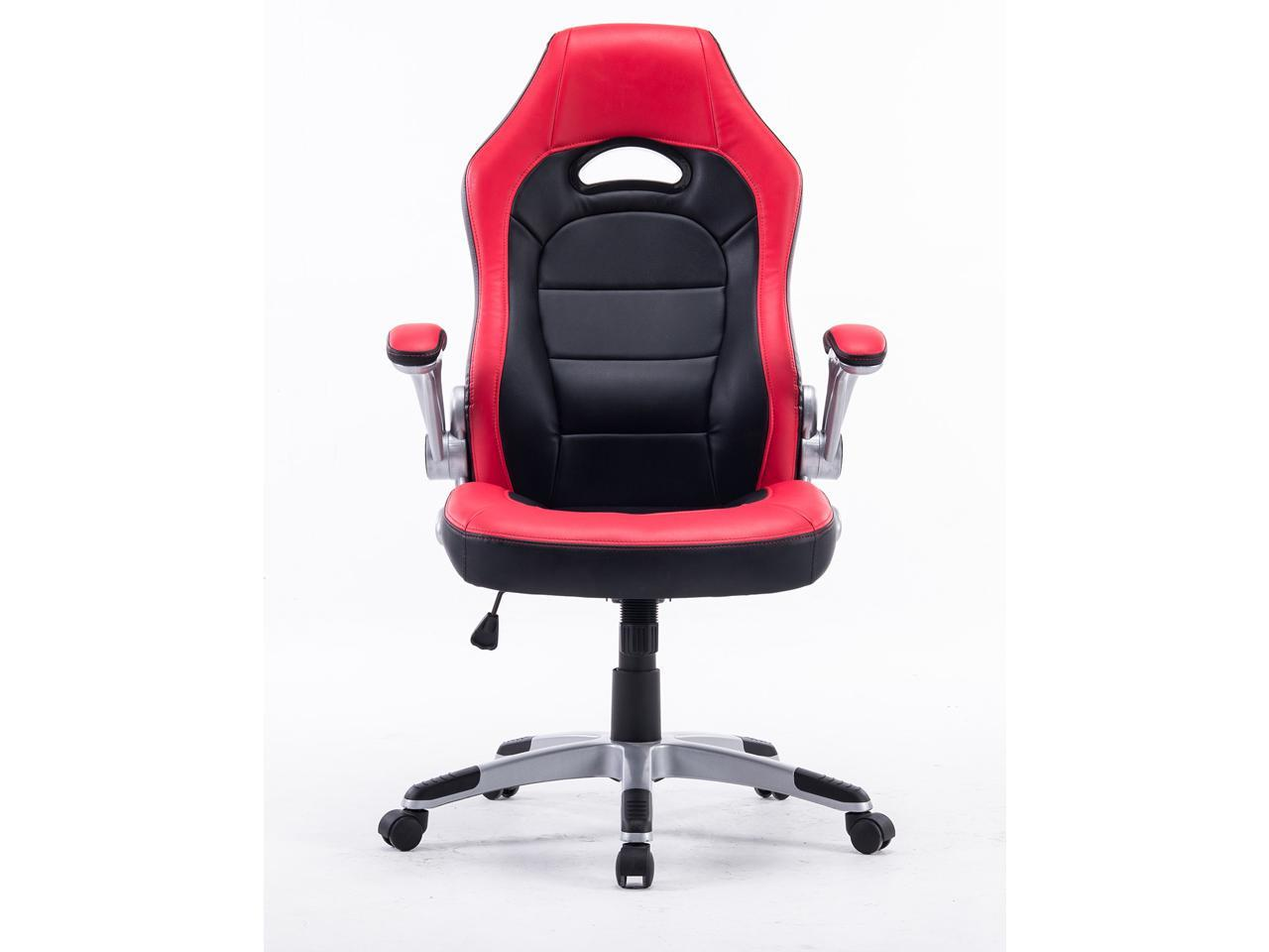 Executive Swivel High-Back Office Chair