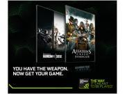 NVIDIA Bullets or Blades Bundle - Choose Tom Clancy's Rainbow Six Siege or Assassin's Creed Syndicate
