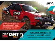 AMD Gift AMD Dirt Rally Game Code