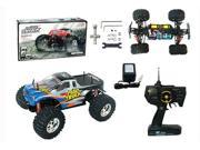 New 1:10 4WD Off-Road Monster Mad Truck w/ESC RTR RC
