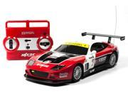 Ferrari 575GTC Racing 1:20 Scale RC Diecast Remote Control Car