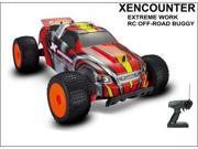 Remote Control 1:10 RC OffRoad Extreme Truggy-Xencounter Buggy RTR RC