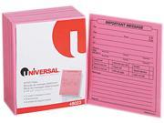 Universal 48023 Message Form  4-1/4 x 5-1/2  12 50-Sheet Pad Pack