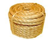 The Lehigh Group 8035LHD Twisted Sisal Rope