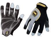 Ironclad FUG-04-L Large Framer™ Leather Palm Gloves