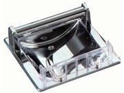 Bath Unlimited D2498PC Polished Chrome Futura™ Recessed Soap Dish
