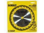 """Dewalt DW9154 6-1/2"""" 24T Carbide Circular Saw Blade"""