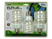 Feit Electric BPESL23TM/3/ECO 3 Pack 23 Watt ECObulb® Plus Compact Fluorescent Bulb