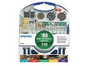 DREMEL 110 Piece Super Accessory Kit