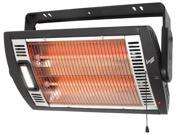 Comfort Zone CZQTVV5M Ceiling Mounted Quartz Infrared Heater