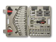 Cooper Tools Cresecent 128PC Tool Set