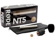 RODE NT5 Small Diaphragm Pencil Studio Condenser Microphone