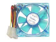 APEVIA CF4S-UBL 80mm Case Cooling Fan