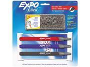 Expo Click Starter Set Dry Erase Marker