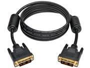 Tripp Lite P561-006 Black 6 ft. Single Link TMDS DVI cable