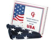 All-Weather Outdoor U.S. Flag, Heavyweight Nylon, 3 Ft. X 5 Ft.