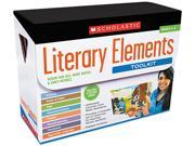 Literary Elements Box Set, Eight Books With Teaching Guides And Poster