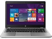 """HP EliteBook Folio 9480m Notebook 14"""" HD Display Intel Core i5-4210U 1.7GHz 4GB DDR3 500GB HDD Intel HD Graphics 4400 Windows 7 Professional/Windows 8.1 Pro 64-bit - J5P81UT#ABA"""